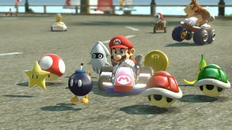 Mario Kart Super 8