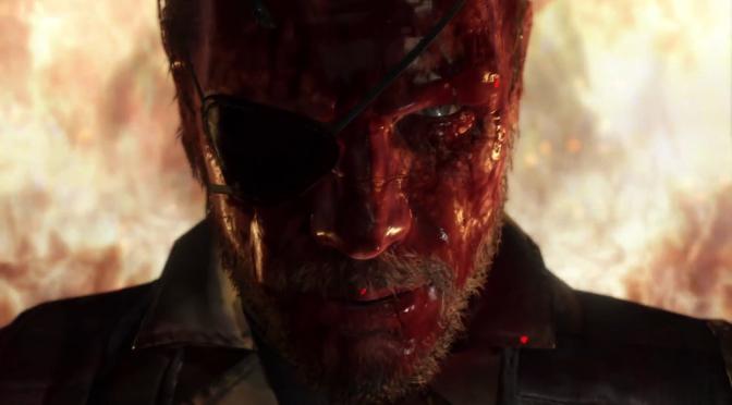 New Phantom Pain Trailer Released