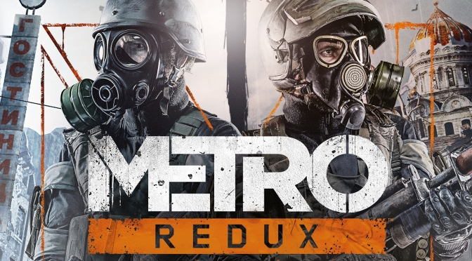 Metro Redux Coming in August