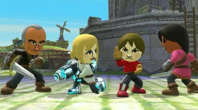 Super Smash Bros. New Characters, Modes, and Details