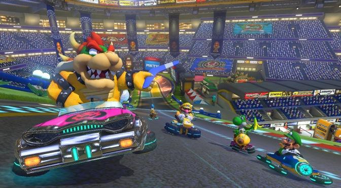Mario Kart 8 Sells Over 1.2 Million in Opening Weekend