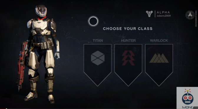 My Time With the Destiny Alpha – Character Creation