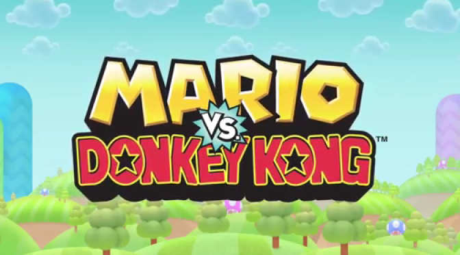 New Mario vs. Donkey Kong Game Coming to Wii U