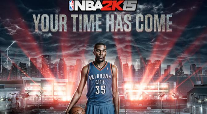 NEW NBA 2K15 TRAILER RELEASED