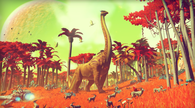 No Man's Sky Could Come to Other Platforms in the Future
