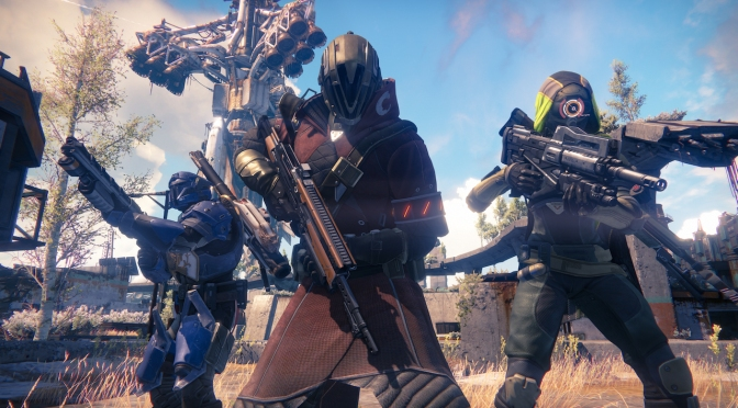 PlayStation Exclusive Destiny Content Revealed