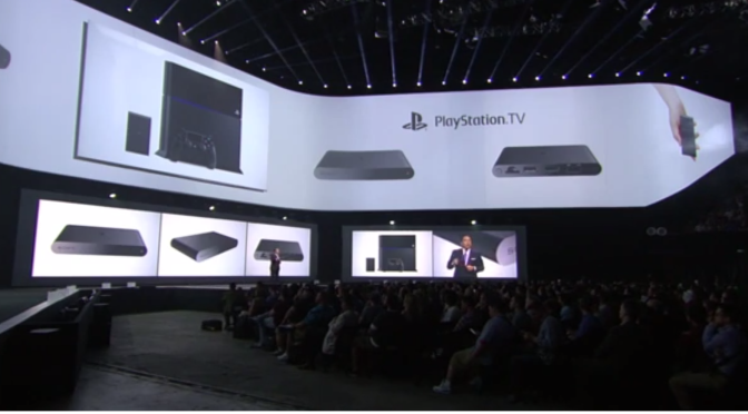 PlayStation TV Coming West This Fall