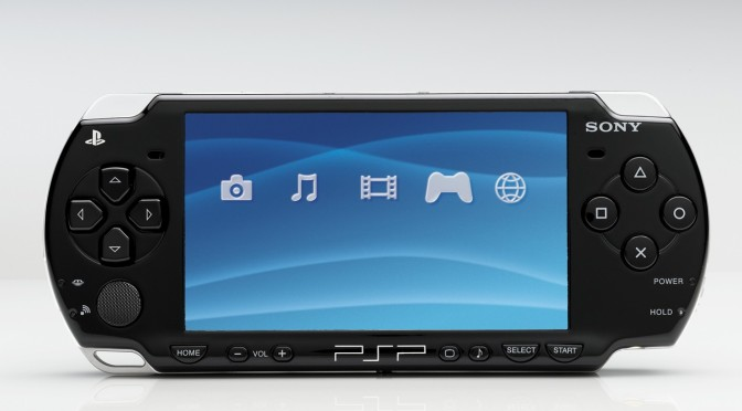 PSP Discontinued in Japan