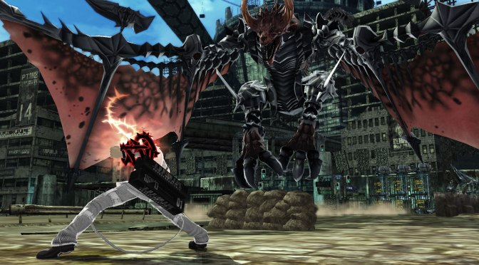 Freedom Wars Goes to Battle in New Gameplay Footage