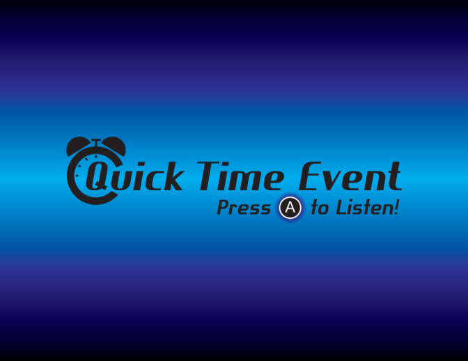 Quick Time Event – What Popular Games Are Overrated?
