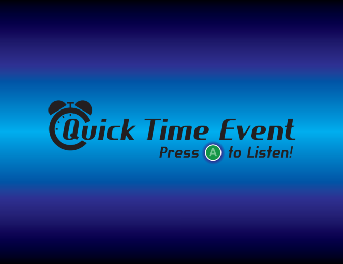 Quick Time Event Episode 5 – Digital vs Retail