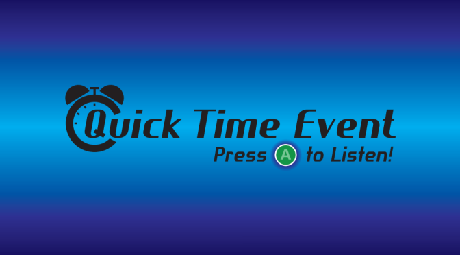 Quick Time Event Episode 5 – Digital vs Retail