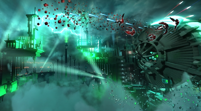 First DLC Coming to Resogun