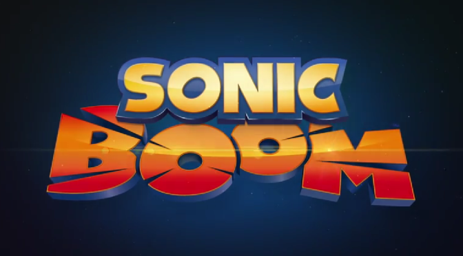 Trailers Revealed for Sonic Boom Games