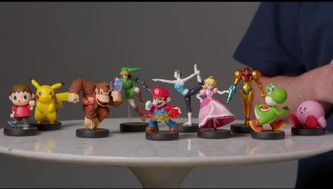 Amiibo Figures Nintendo