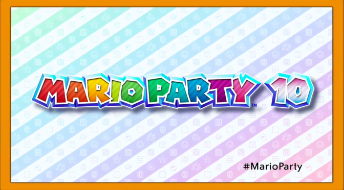 Mario Party 10 Announced for Wii U