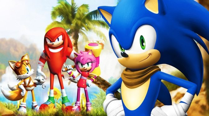 MONG Podcast Episode 36 – Is Sonic Boom Copying Uncharted?