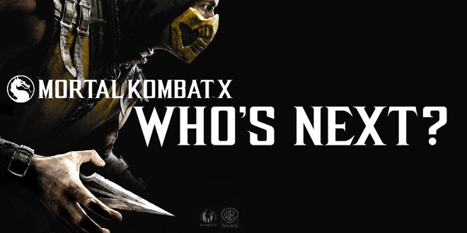 Mortal Kombat X Trailer Sneaks in a Third Reveal