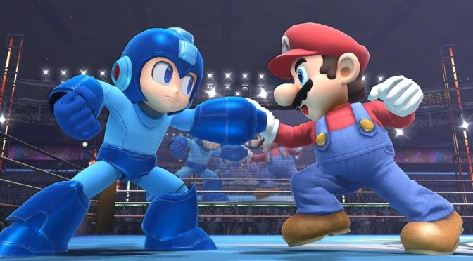 Mini-Games for Smash Bros. Revealed