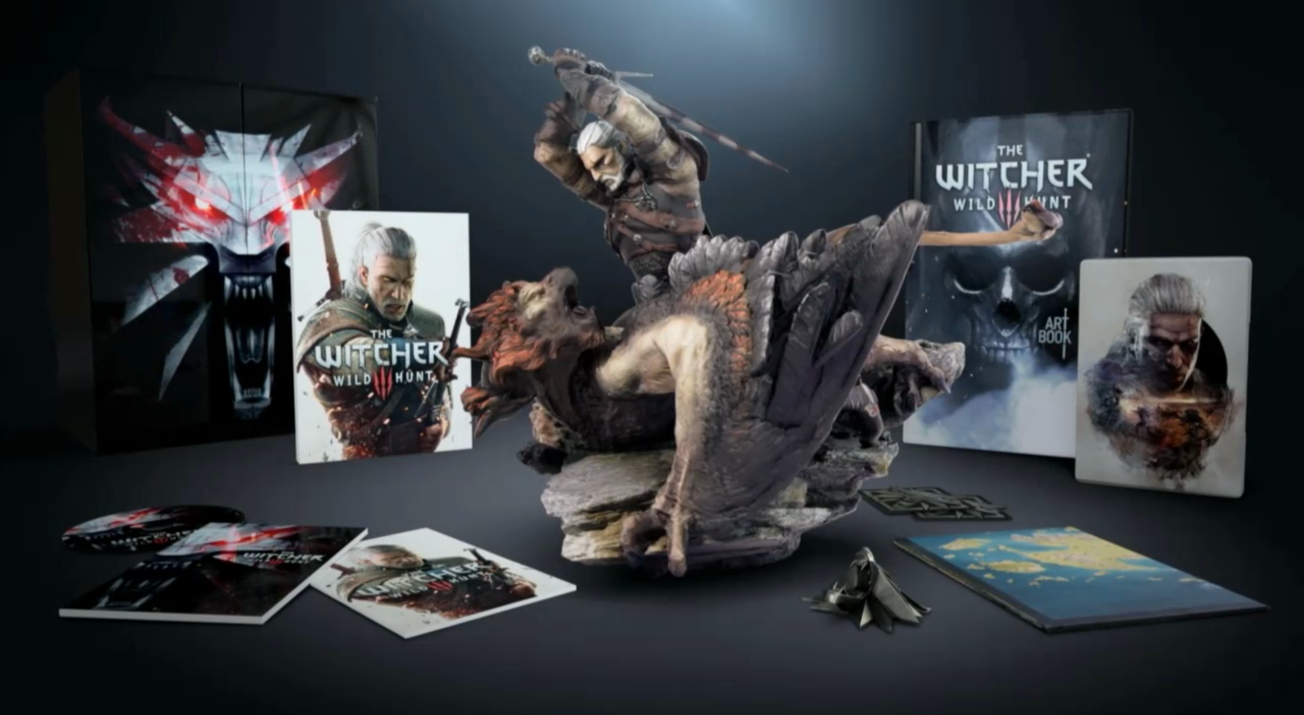 The witcher 3 release date in Australia