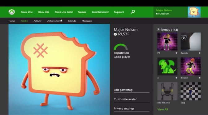 Changes Are Coming to Xbox.com Next Week!