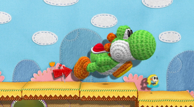 Yoshi's Wooly World Revealed