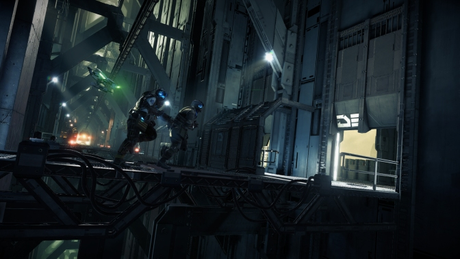 Two Free Killzone: Shadow Fall Maps Out Now