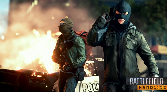 EA Recruits Hollywood's Help on Battlefield Hardline