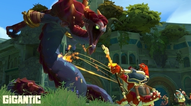 Gigantic Plans to Inject New Life Into the MOBA Genre