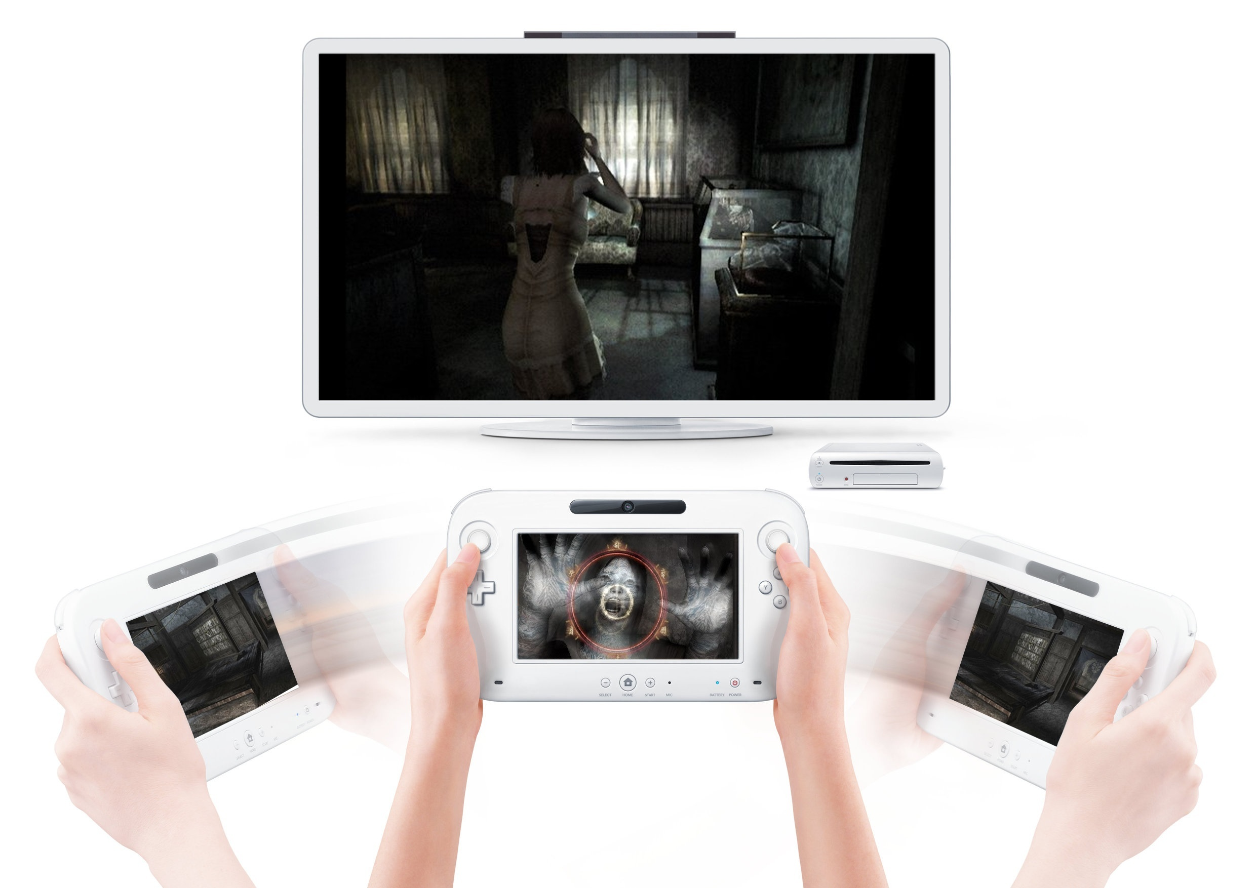 Fatal Frame Coming to Wii U   Middle Of Nowhere Gaming