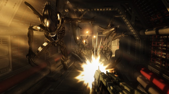 Another Aliens vs. Predator Game Could Happen