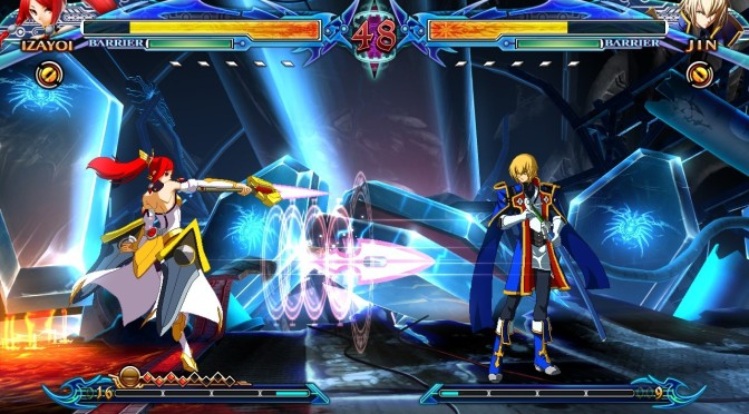 BlazBlue: Battle Cards Coming to an iOS Device Near You