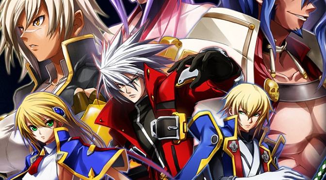 BlazBlue: Chrono Phantasma Review (Vita)
