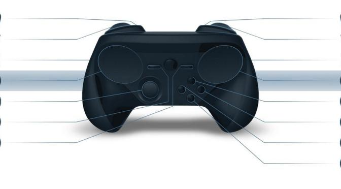 New Steam Controller Configuration Discovered