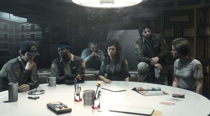 Pre-Order DLC for Alien: Isolation Announced