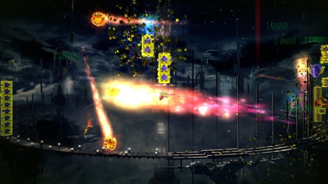 Resogun Heroes Demolition
