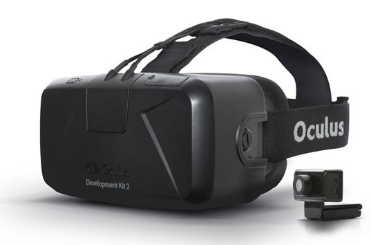 Newest Oculus Rift Development Kit Shipping This Month