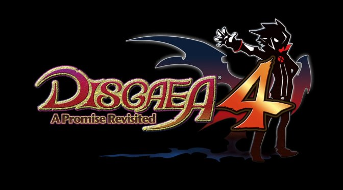 DOOD!  Disgaea 4: A Promise Revisited!