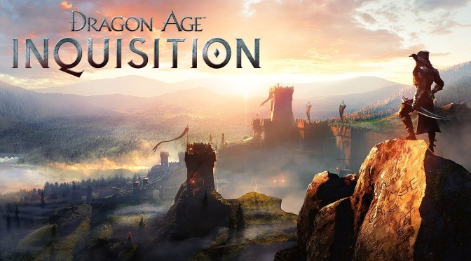 Dragon Age: Inquisition has a 'fully gay' character in it.