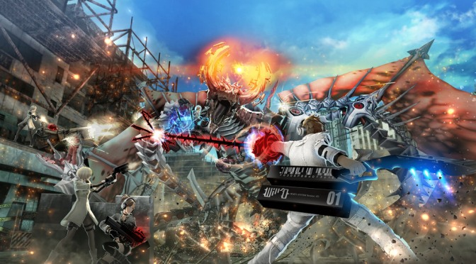 Freedom Wars to get physical release in Europe