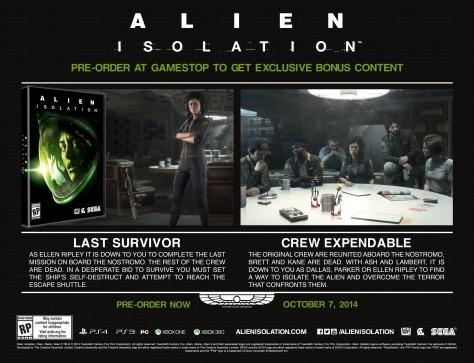 GameStop Pre-Order