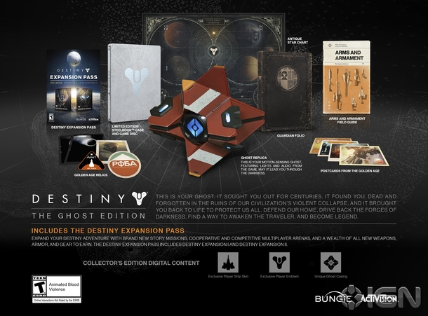Destiny Special Editions and Beta Dates Revealed