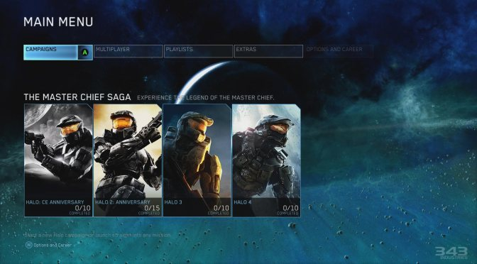 Halo: The Master Chief Collection Details Revealed