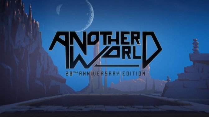 Another World: 20th Anniversary Edition Review
