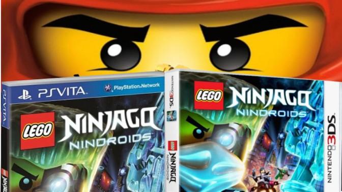 Lego Ninjago: Nindroids Review