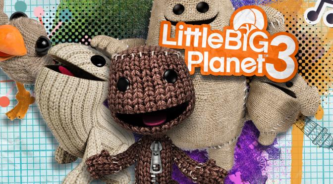LittleBigPlanet 3 Has A Release Date