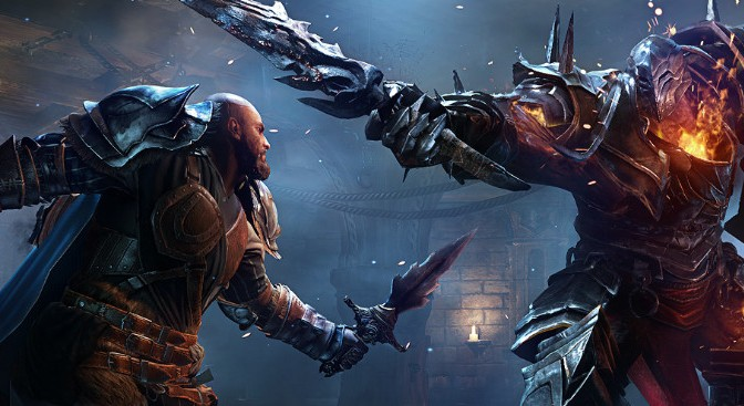 Lords of the Fallen Gets a Release Date
