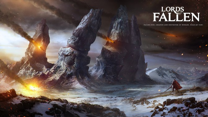 Lords of the Fallen Pre-Order