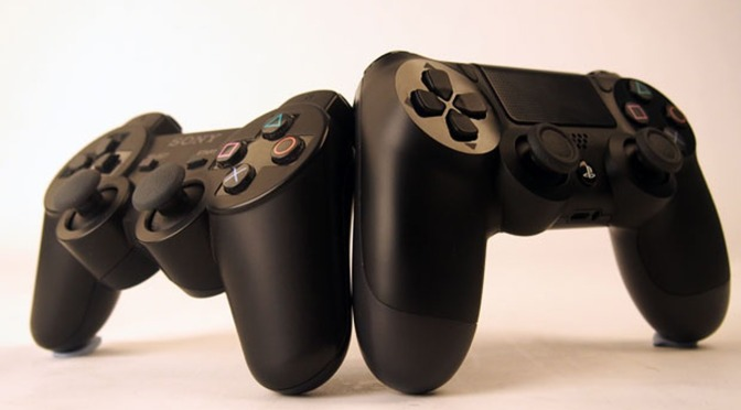 PlayStation 4 Controller works wirelessly on PS3.