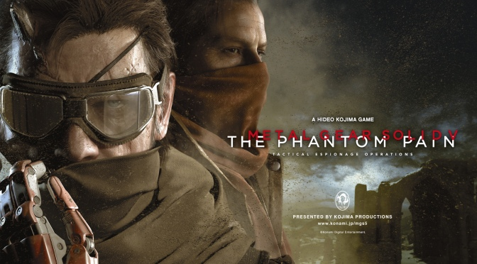 The Cardboard Box Returns to MGSV: The Phantom Pain